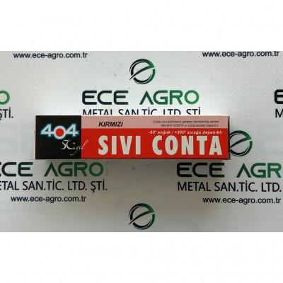 404 SIVI CONTA 45 GR. KIRMIZI